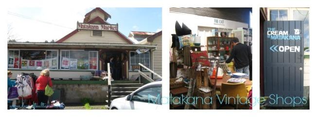 Matakana Vintage Shops