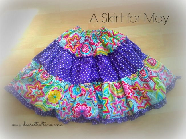 skirt for may