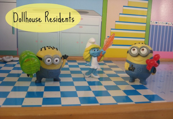 dollhouse residents