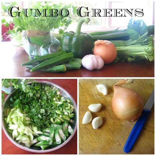 Gumbo Greens