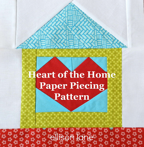 heart of home template