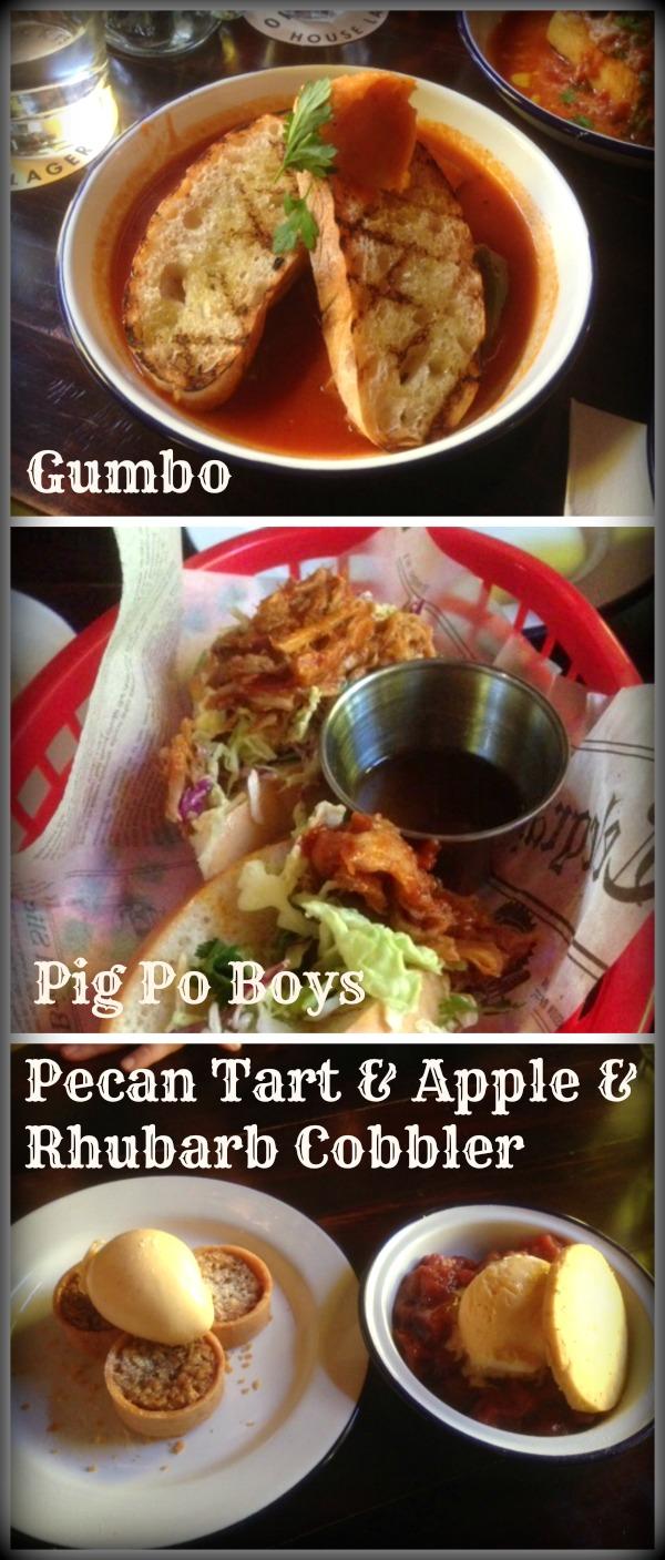 Orleans Gumbo Pig Po Boys