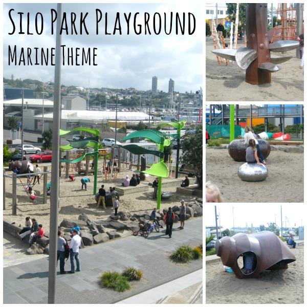 Silo Park Playground
