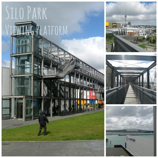 Silo Park Viewing Platform