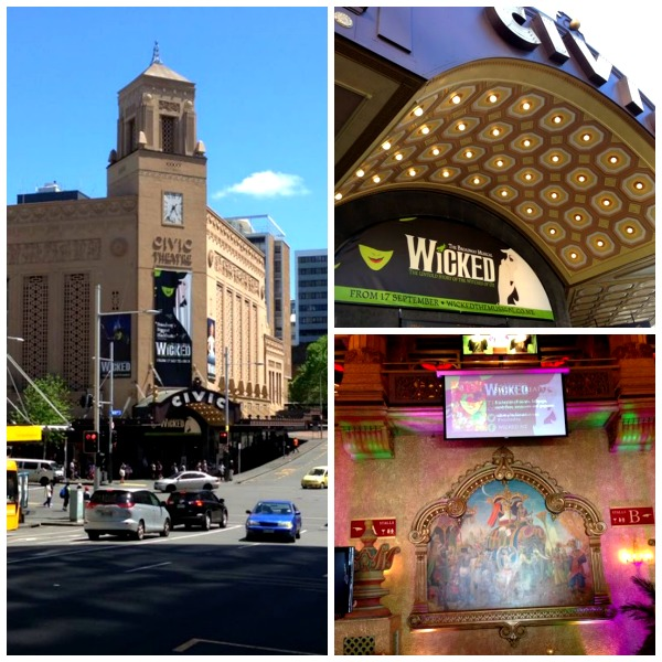 Wicked in Auckland