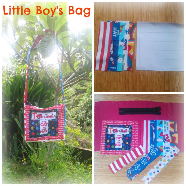 Little Boys Bag