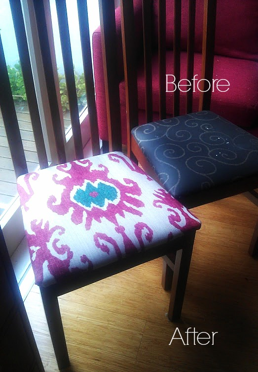 Dining Chair re do