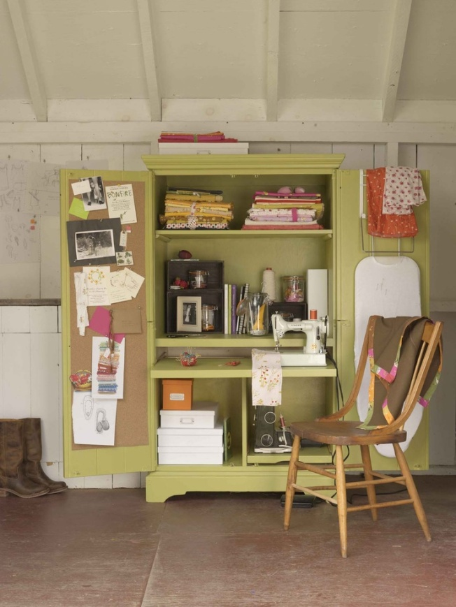 heather ross sewing cabinet